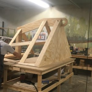 Building the bow